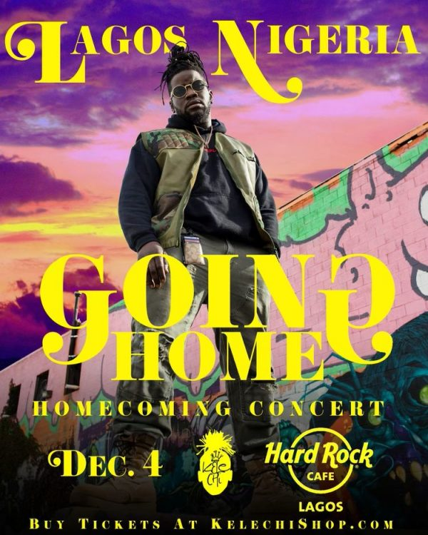 Going Home Homecoming Concert